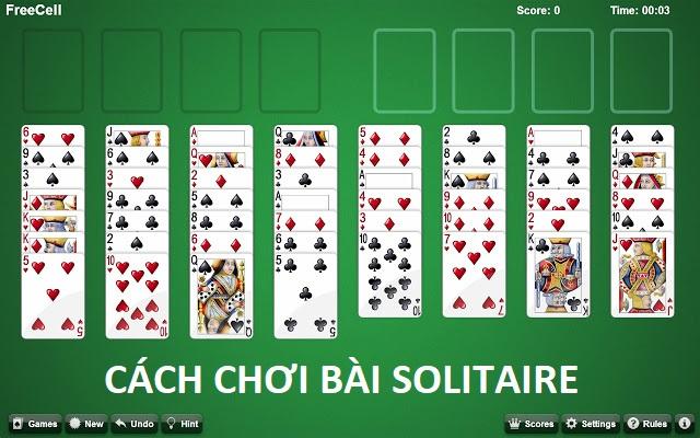 Solitaire là gì? Cách chơi Solitaire đơn giản và chính xác